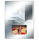 WaterProof Mirror LCD 1300 10